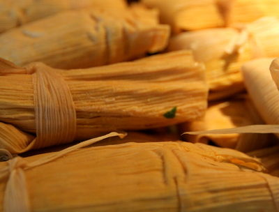 New Year's Tamales 1