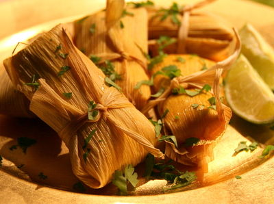 New Year's Tamales 2