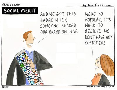 Social Merit Tom Fishburne