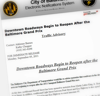 BaltimoreStreetsUpdate