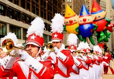 2011 Macys Day Parade tickets