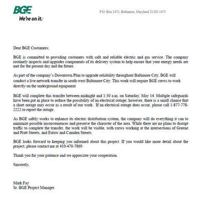BGE-Letter