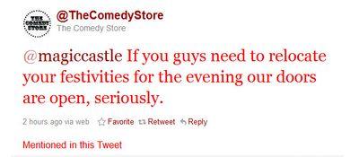 Comedy_Store_Tweet