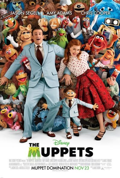 Muppets Movie 2011