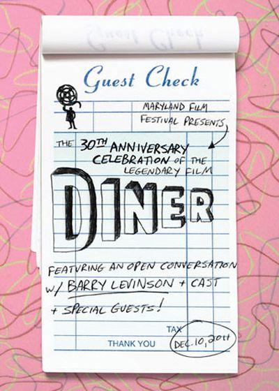 Diner-Invite