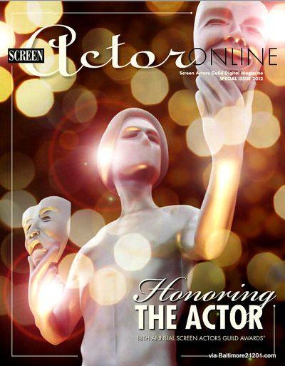 SAG Magazine Awards Issue