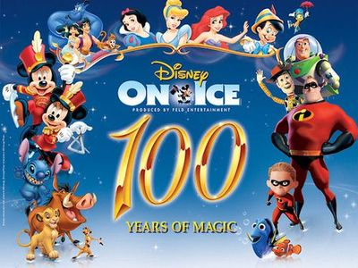 Disney on Ice 100