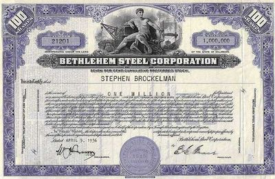 Bethlehem_Steel_Stock_Million_Shares
