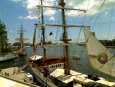 Sailabration-Webcam