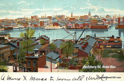 Baltimore-Christmas-Card